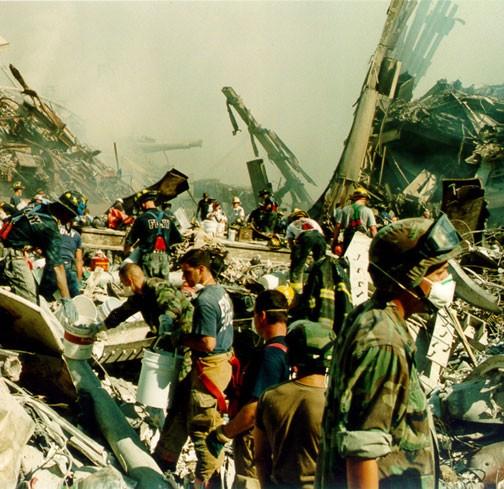 Ground Zero Born To Be Bombed