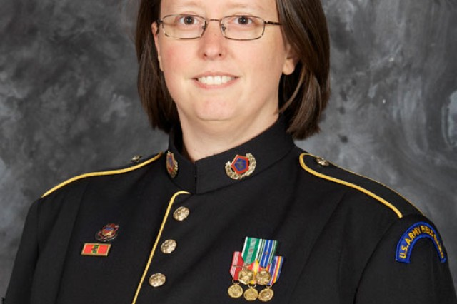 Sgt. 1st Class Sarah Anderson