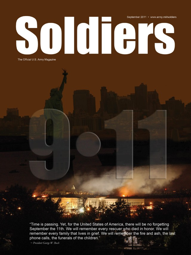 September 2011 Soldiers magazine