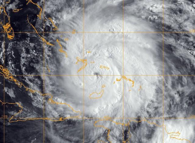Hurricane Irene at 6 a.m. (ET), Aug. 24, 2011