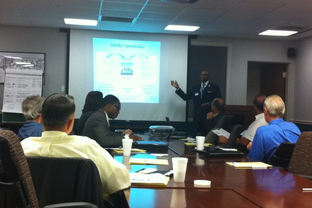 Small business workshop provides training for local owners