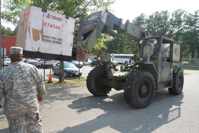 National Guard responds to Hurricane Irene