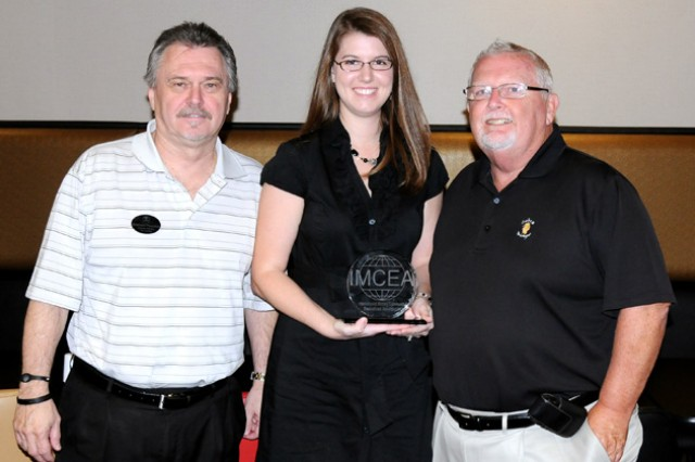 DFMWR program manager wins IMCEA award