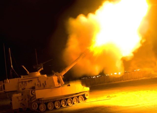 Army developing new self-propelled Howitzer