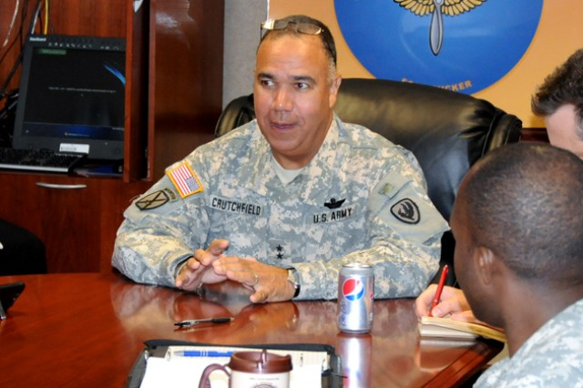 Fort Rucker CG stands by Leading Change Team
