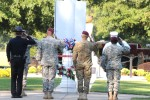 Fort Bragg observes ten-year anniversary of 9/11