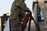 Deployed Soldiers Commemorate 10-yr Anniversary of 9/11 at Tarin Kowt