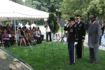 Ceremony celebrates Buffalo Soldiers at West Point