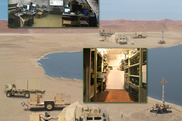 Harbormaster Command and Control Center is a  deployable and tactically mobile system used to manage harbors, ports and beaches -- the littoral environment -- in Overseas Contingency Operations.