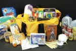 Get a kit, make a plan, be informed for disasters
