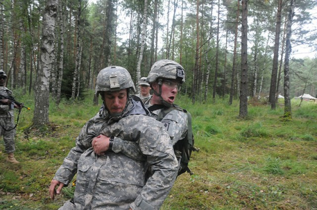 Full-Spectrum Training tests Europe's forces together