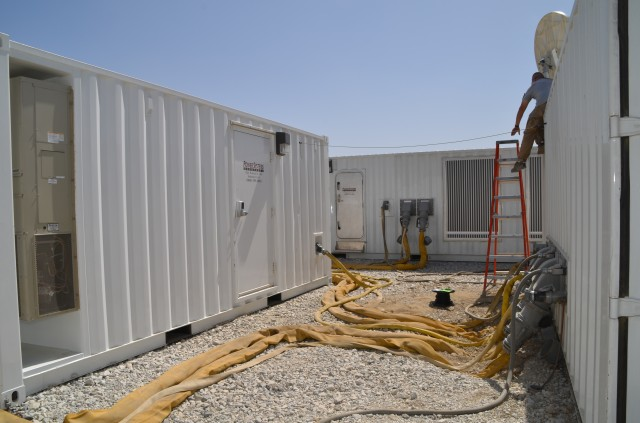 Scientists bring energy solutions to the desert