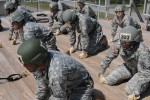 Air Assault training at Fort Drum 2 of 12