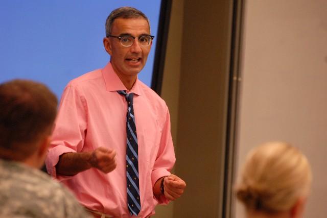 KU professor teaches Sharia law at CGSC