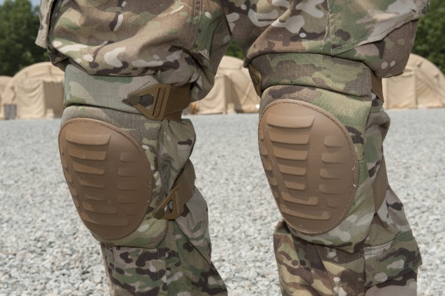 Image result for us army knee pads