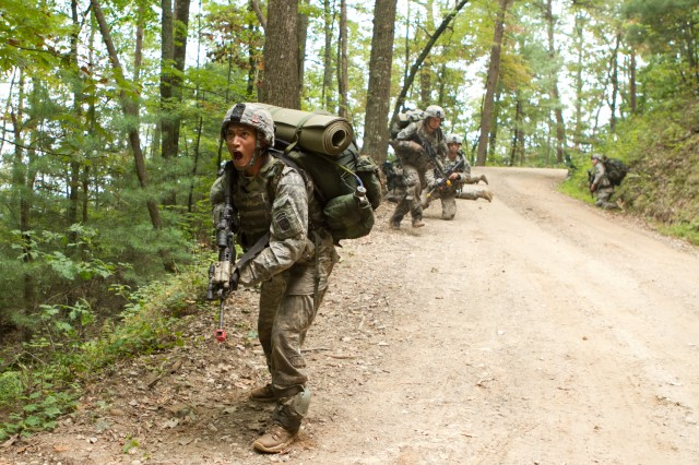 82nd Airborne Division paratroopers train in Georgia mountains 5 of 10