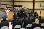 Three black hawks delivered to Mexico through FMS program