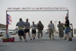 Army 10-Miler in Kuwait