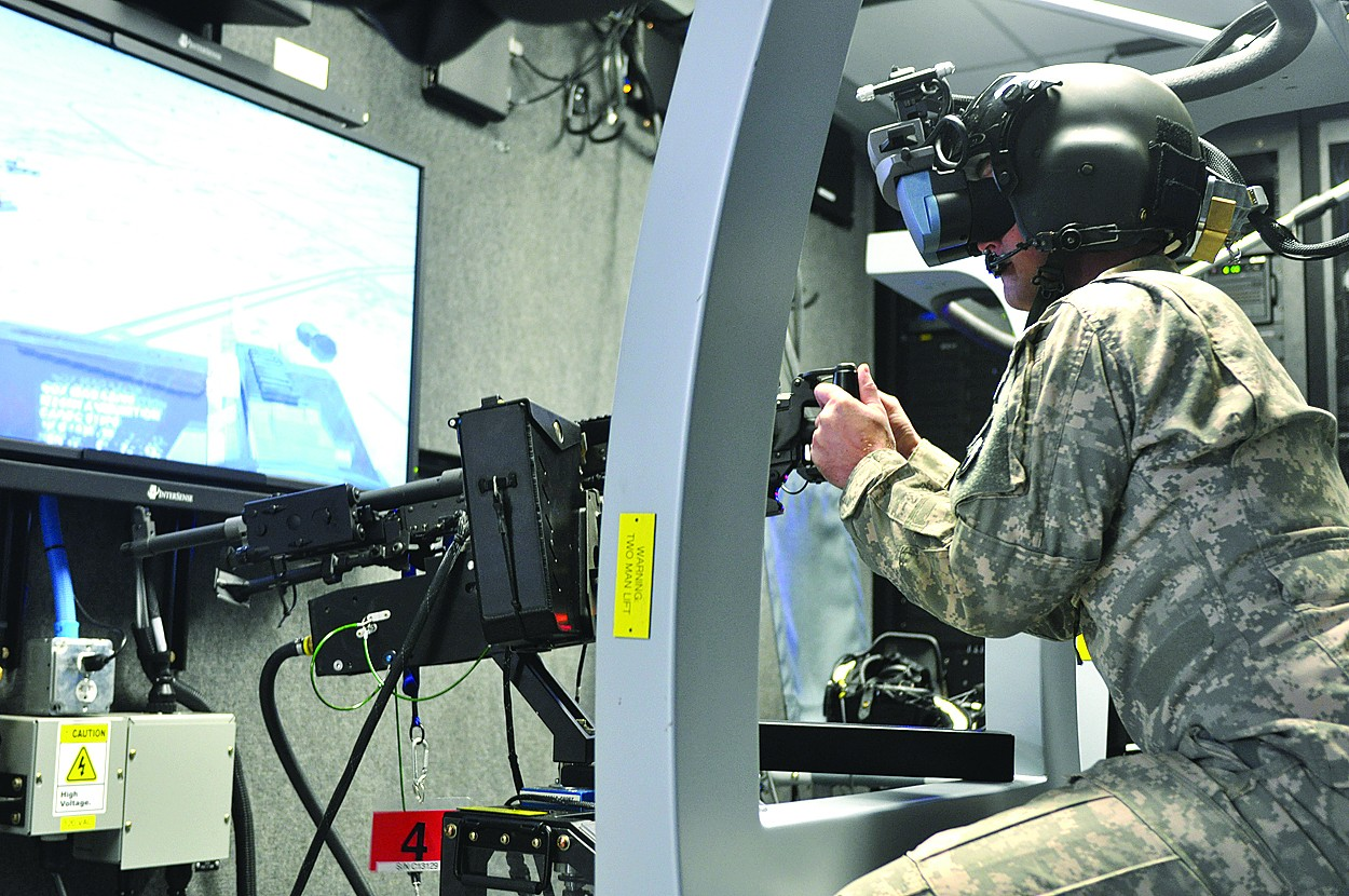 virtual simulation in military training essay This technology must use in some application to create are immersive to interact the real world and virtual reality environment i choose simulator system hmd helmet using virtual reality in military, to interact real world in training using simulator technology to train army, navy and air force for combat.
