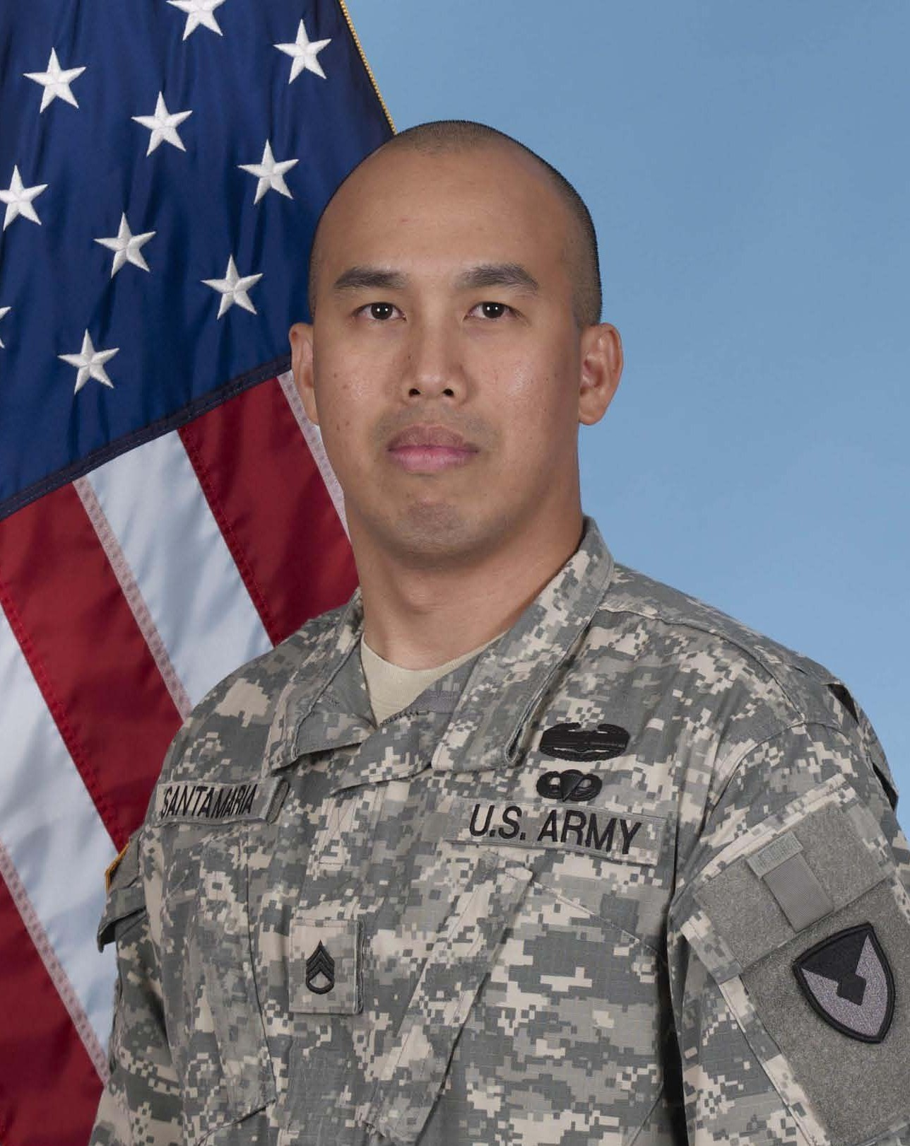 Spotlight Staff Sgt Jose Santamaria Article
