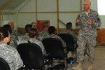 541st CSSB starts new mission at Camp Virginia, Kuwait