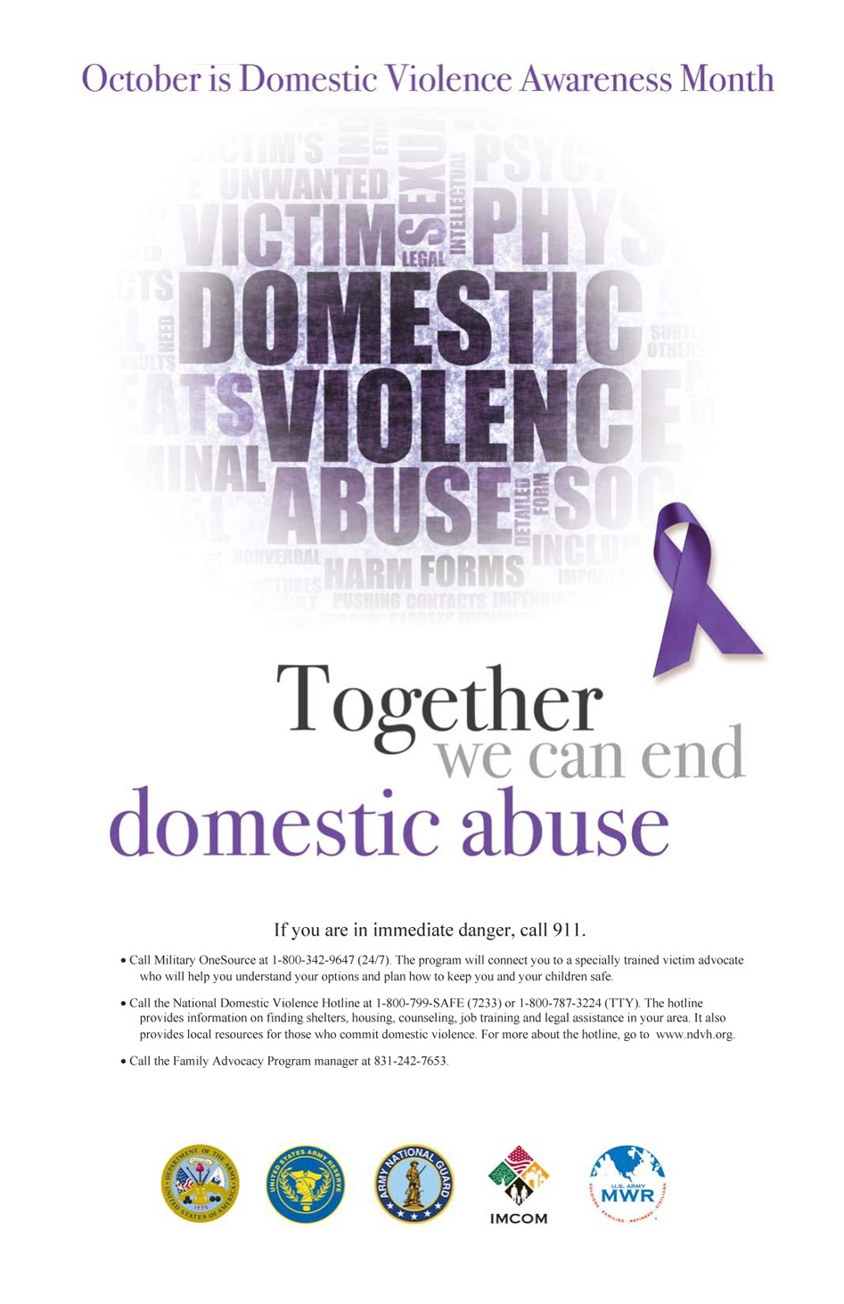 ways to prevent domestic violence and Preventing violence must involve the opposite: 7 ways to stop violence at every age understanding, preventing, and effectively treating violence.