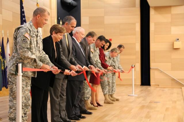 C4ISR Campus Dedication Ceremony