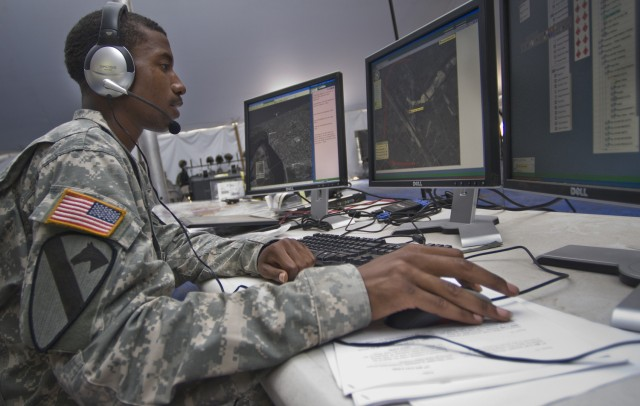 Soldiers to get first glimpse of on-the-move network at next NIE