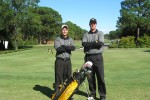 Soldiers represent Campbell at Fort Jackson Armed Forces golf tourney