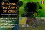 TRADOC: Shaping the Army of 2020