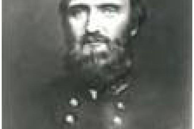 """Thomas """"Stonewall"""" Jackson, 1824-1863."""