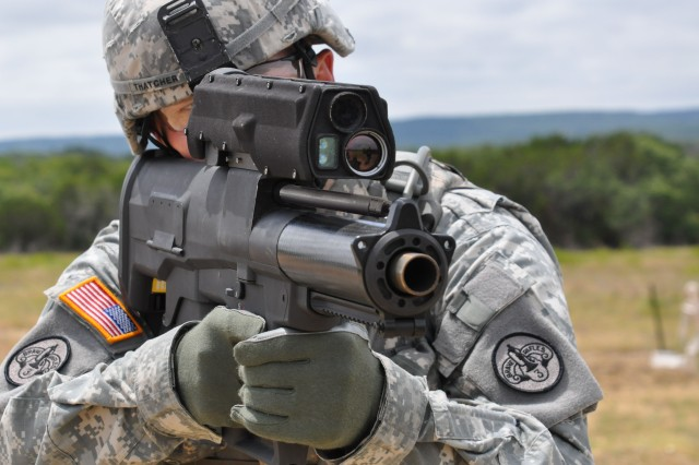Congress has approved an additional $24.7 million in funding for 36 new prototype XM25s. Currently, there are five prototypes being tested by Soldiers in Afghanistan