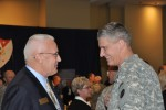 Rodriguez addresses AUSA Convention audience