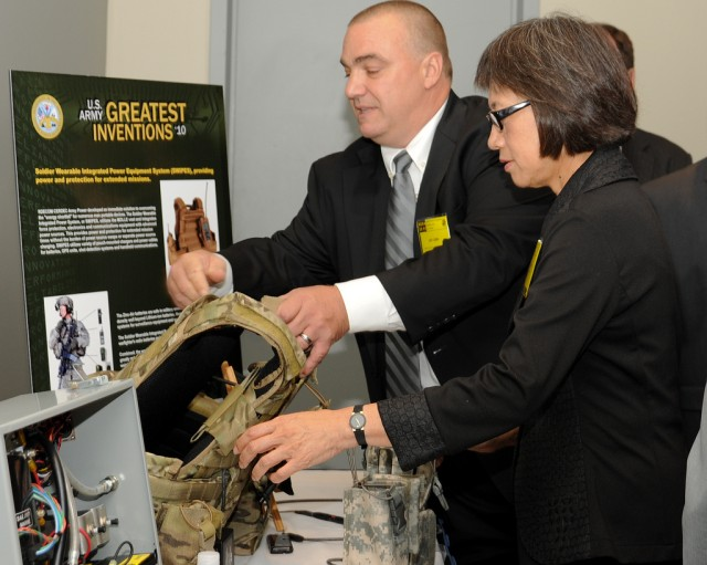 Army honors top inventions of 2010