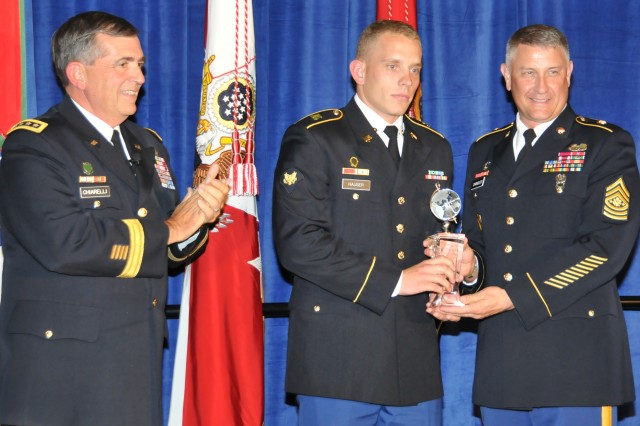 Soldier of the Year award