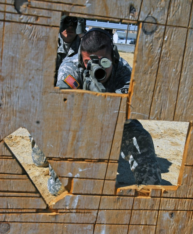 Old Guard Soldiers blaze new trail