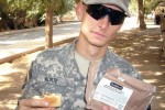 Combat feeding delivers for soldiers