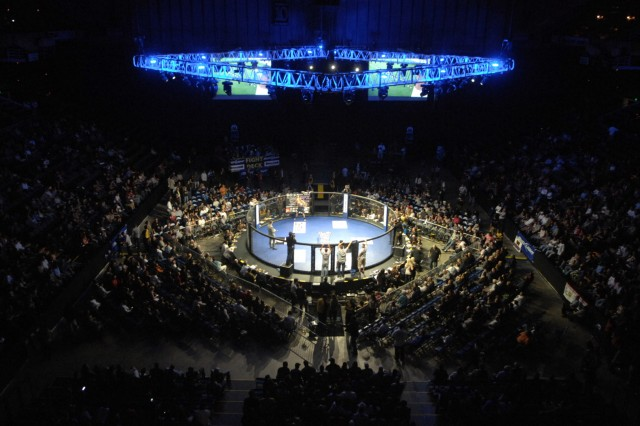 MMA Spot - Redemption At The MGM Grand Garden Arena