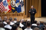 Army leadership discusses challenges, solutions with Army War College students