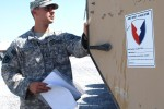 402nd Army Field Support Brigade transfers equipment from units departing Iraq.