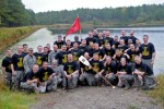 Engineers remember unit's past with Waal River Crossing competition