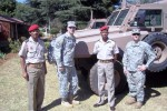 New York Army National Guard MPs Visit South African Counterparts