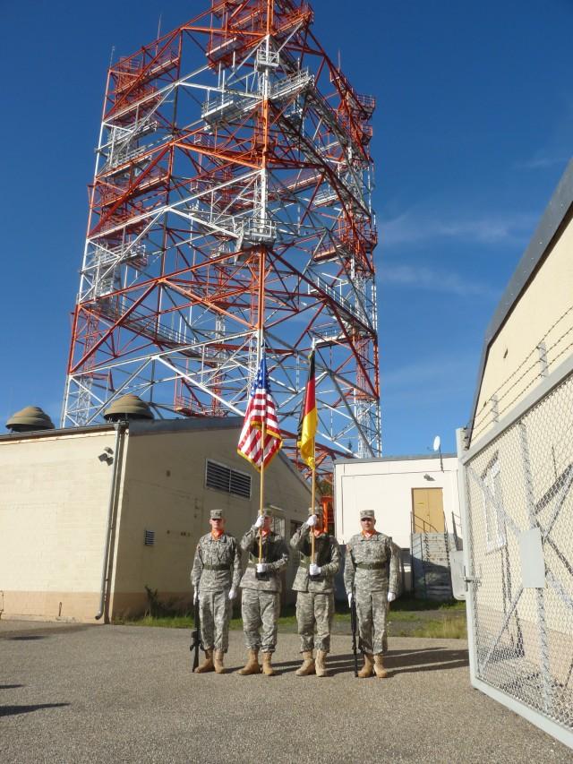 Historic Donnersberg signal site bids farewell