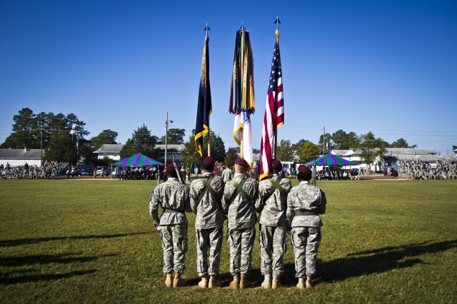 Army Reserve's Most Deployed Force Gets New Commander