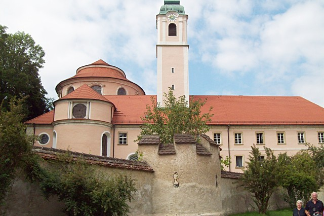 The Weltenburg Abbey, founded in 607, is the world's oldest monastic brewery.