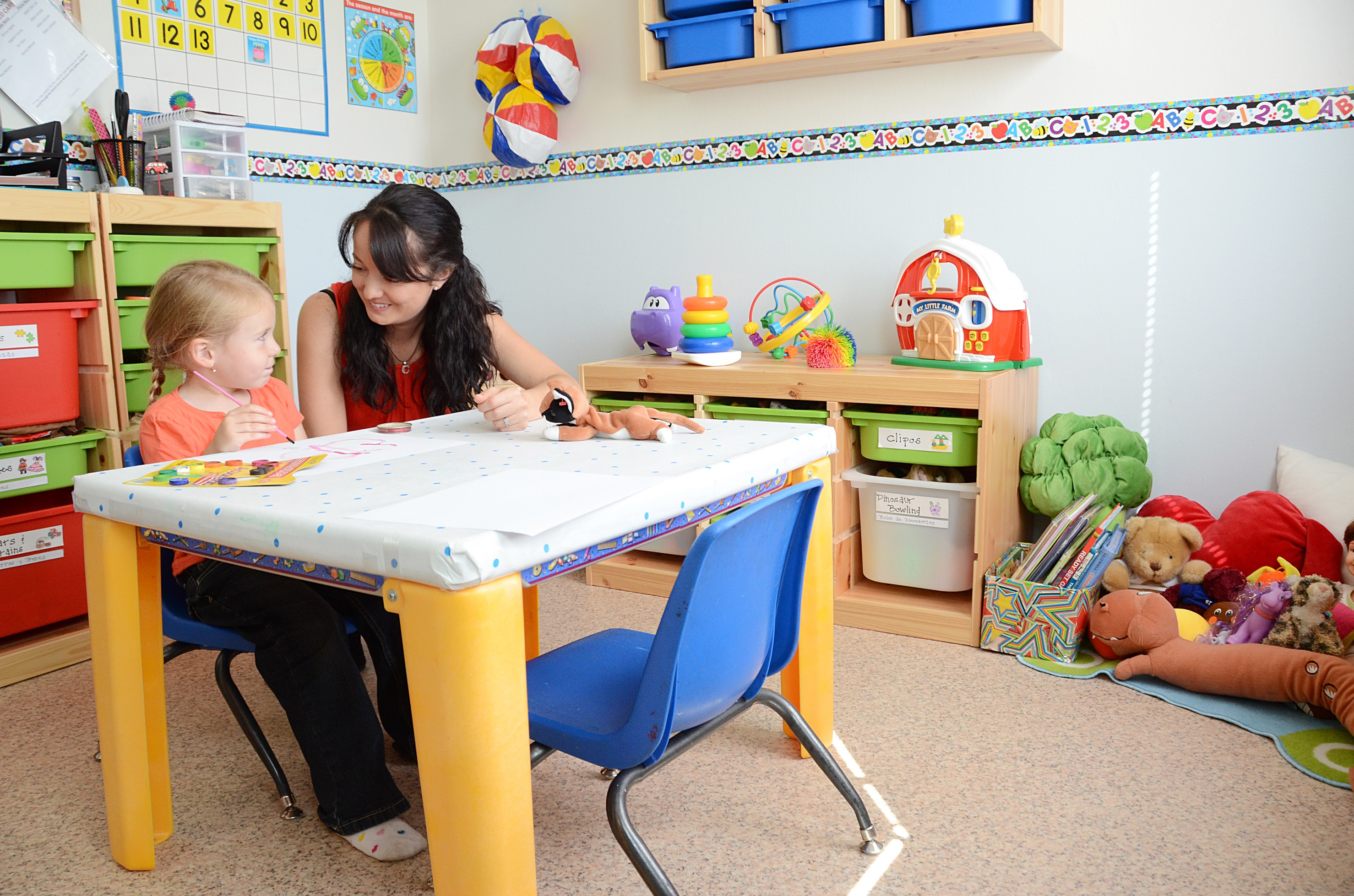 A Home Away From Home Family Child Care Provides