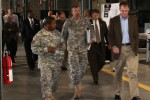 HASC Members Visit Home of Sustainment
