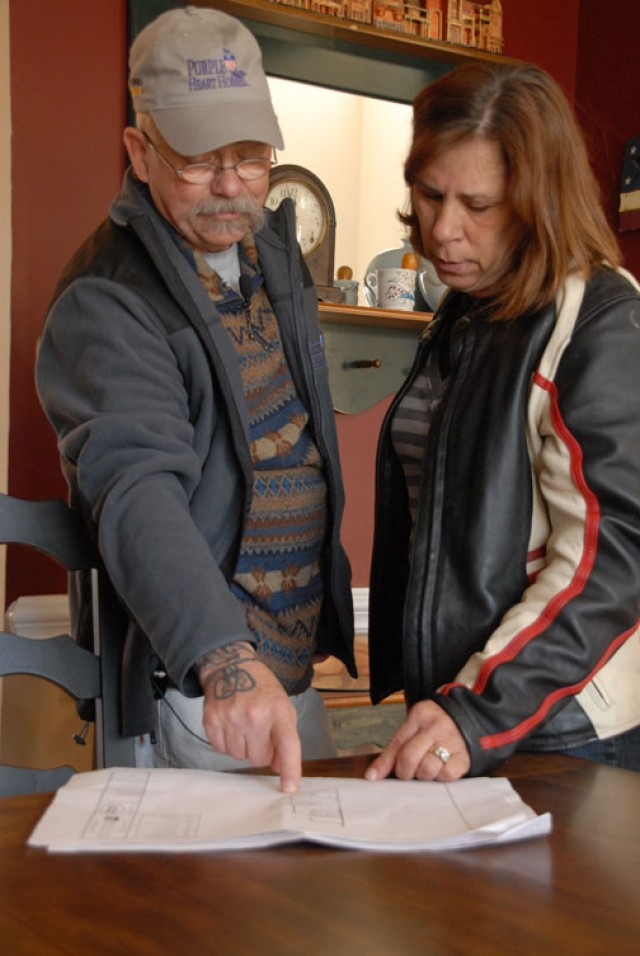 Coming home: Building support for veterans