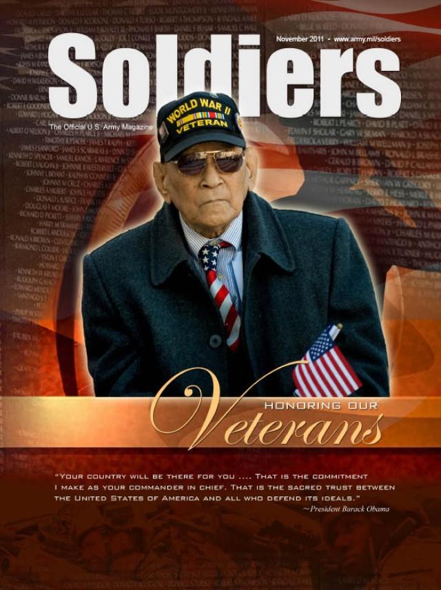 November 2011 Soldiers magazine