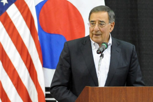 Panetta: U.S. remains committed to South Korea
